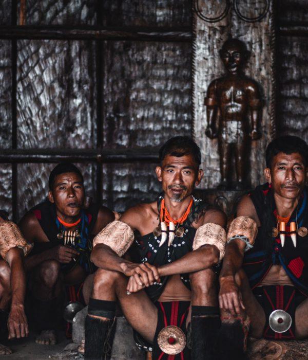 Naga Tribe Festival
