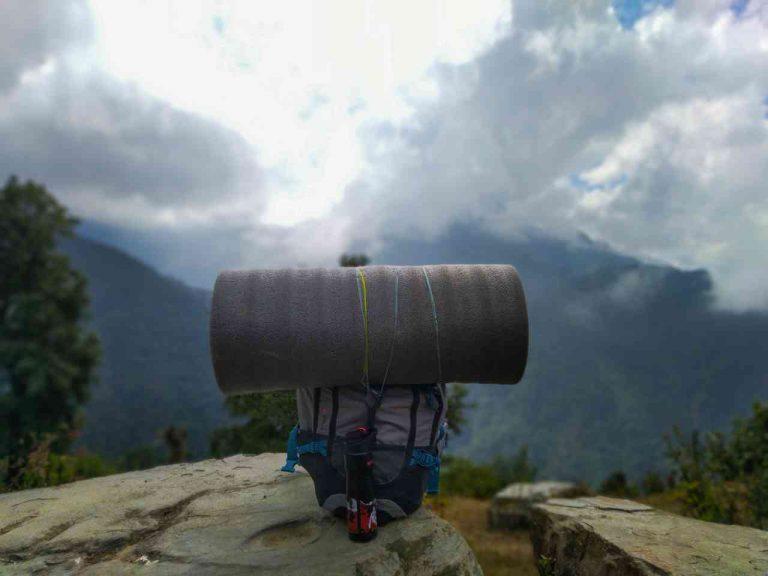 Dzukou Valley Trek & Campsite Yedikha